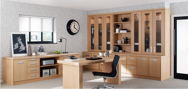 Home Office Furniture The Work From Home Convenience Inhabit Blog Mesmerizing Office At Home Furniture