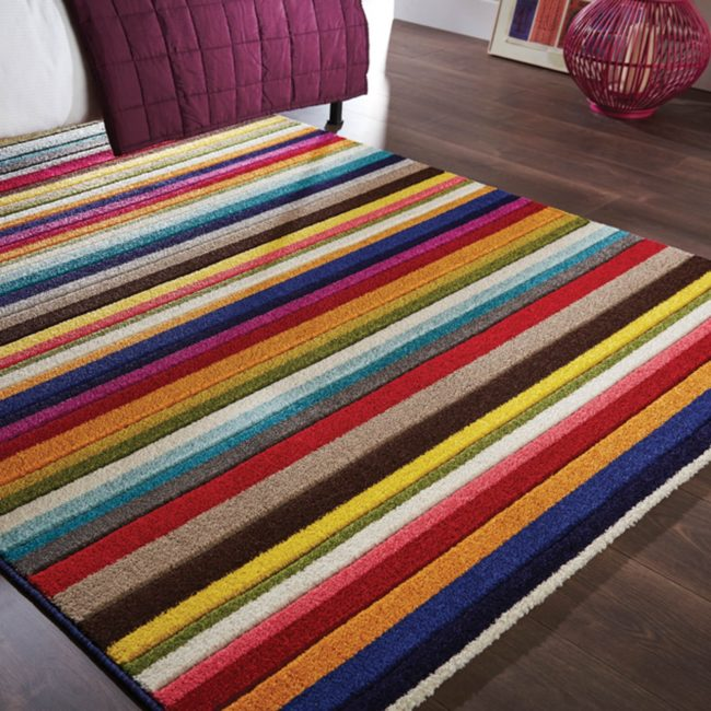 10 Statement Rugs for the Living Room   Inhabit Blog ...