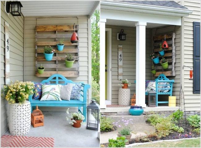 Innovative Porch Decoration Ideas for Spring | Inhabit Blog